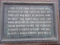 Heckington Mill 2018